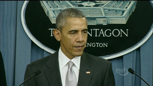 President Obama Briefs Counter-ISIL Campaign