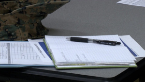 MCAS Iwakuni Marines, Sailors attend College 101 course