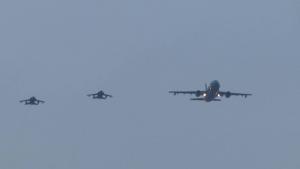 Air Force Report: German Tornadoes Arrive at Incirlik AB