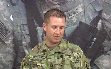Sgt. 1st Class Jeremy Buzzard