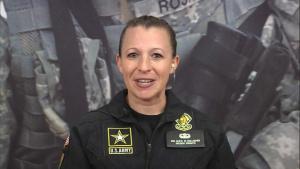 Staff Sgt. Sherri Jo Gallagher