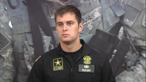 Staff Sgt. Trey Martin