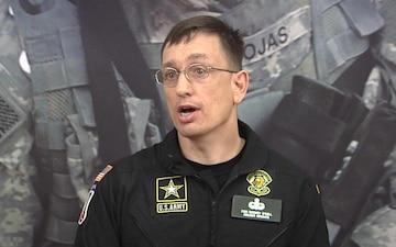 Command Sgt. Maj. Rodney Odell