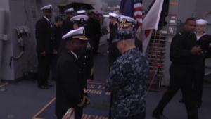 Pacific Update: USS Lassen departs Yokosuka