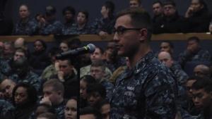 160111-YKA-Chief of Naval Personnel speaks with Yokosuka Sailors-PACREP