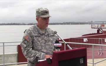 Memphis Winter Flood Press Conference