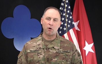 An introductory message from Maj. Gen. Patrick J. Reinert, the new commanding general of the 88th RSC