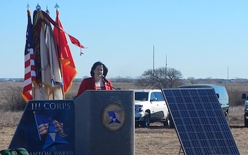 Renewable Energy Groundbreaking