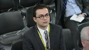 Spokesman Provides OIR Update (without graphics)