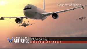 Around the Air Force: 2.19.2016