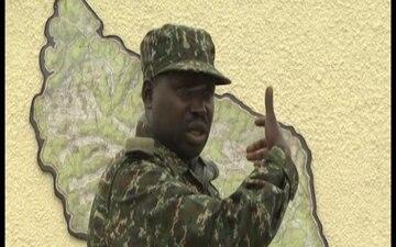 Ugandan Interview - Maj. Paul Okiror