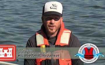 "LoCash ""I love this life jacket"" PSA"