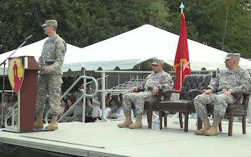 1st MSC Welcomes Brig. Gen Rosende