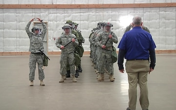 American and Canadian Military Police Band Together with Field Force Operations Training
