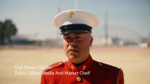 U.S Marine Corps Drum & Bugle Corps: Training Day