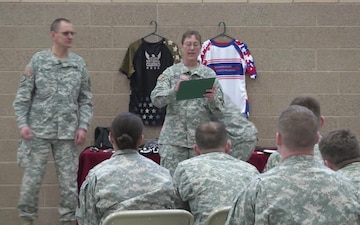 Iowa National Guard Best Warrior Competition