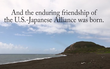 Friendship Endures 71 Years Since Battle of Iwo Jima-AFN