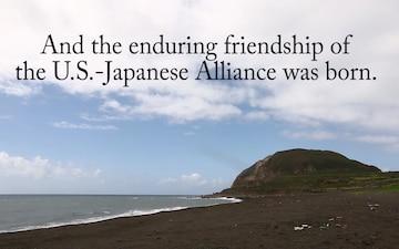 Friendship Endures 71 Years since Battle of Iwo Jima