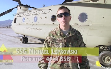 A Day in the Life of an Army Career Counselor.