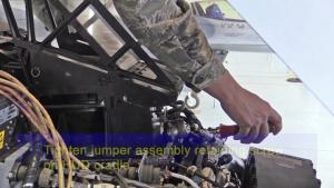 A-10 HUD Installation