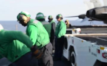 USS Harry S. Truman Celebrates Chief Week