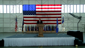 F-35 Record of Decision Ceremony