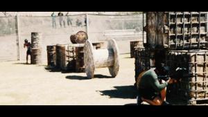 Single Marine Program: Paintball Tournament
