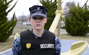 Tampa Bay Rays Shout Out from Master-at-Arms 2nd Class Kayla Proper