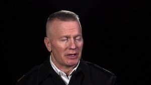 SEAC Interview - Army Command Sgt. Maj. John W. Troxell