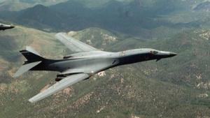 Air Force Tech Report: B-1B Lancer