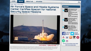 Air Force Tech Report: Orbital Launch Systems