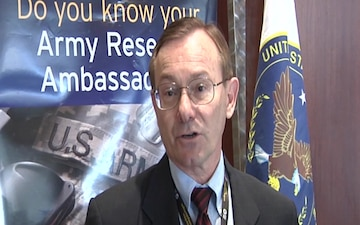 88th Regional Support Command Video Spotlight on Gerald W. Meyer, U.S. Army Reserve Ambassador for the state of Wisconsin.