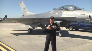Blue Angels Visit East Tennessee Children's Hospital