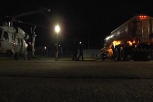 USS Bonhomme Richard Sailors Help Earthquake Relief