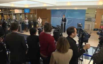 NATO-Russia Council: NATO Secretary General Press Point