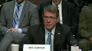 Carter, Dunford Provide Hill Testimony on Counter-ISIL Efforts