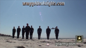 Golden Knights Assessment and Selection 2016 #1