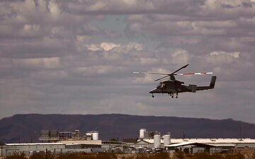 First Kaman K-MAX Helicopters Arrive at MCAS Yuma