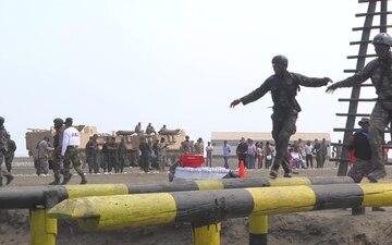 Fuerzas Comando 2016 Obstacle Coarse, B-Roll