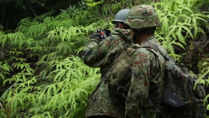 Japan Ground Self Defense Force considers Marine jungle training
