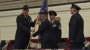 102d Intelligence Wing Welcomes a New Commander