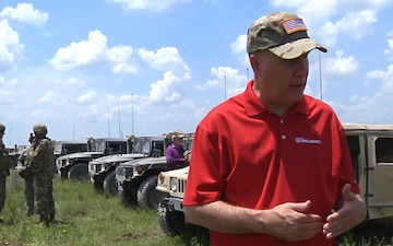 Mississippi Congressman Trent Kelly visits 155th Armored Brigade Combat Team