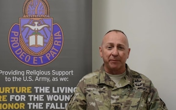 SGM John Proctor on the Campaign Plan