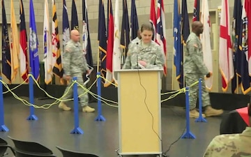 310th ESC NCO Induction Ceremony