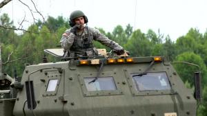 National Guard SPP Accelerates Exercise Anakonda