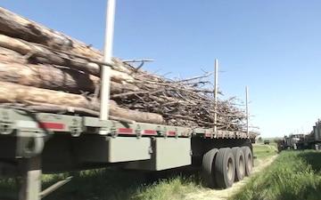 Timber Haul 2016