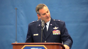 Command Chief Master Sergeant Michael McMillan Retirement Ceremony