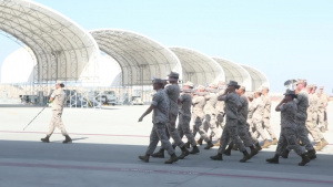 First Harrier squadron transitions to F-35B
