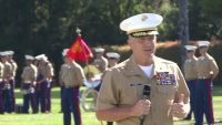 Marine Corps Recruit Depot and Western Recruiting Region Change of Command