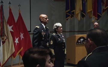 Retirement Ceremony